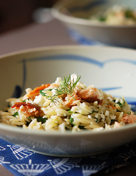 Smoked-Trout-Rissoni-Pasta