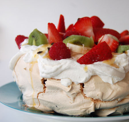 he Pavlova is a much celebrated Australian creation. Or is it? This ...